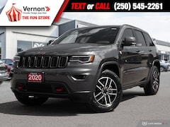 2020 Jeep Grand Cherokee Trailhawk 4X4 SUNROOF-BACKUPCAM-BLUETOOTH SUV