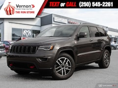 2021 Jeep Grand Cherokee Trailhawk 4X4 PANOROOF-BACKUPCAM-LEATHER-BT SUV
