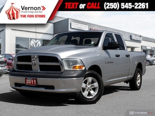 2011 Dodge Ram 1500 ST NOACCIDENT-WELLMAINTAINED-RELIABLE Truck Quad Cab