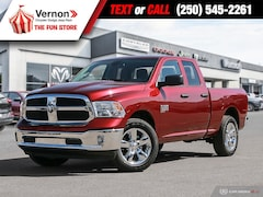 2021 Ram 1500 Classic Tradesman | 4X4, Heated Seat/Wheel, Apple/Android 4x4 Quad Cab 6.3 ft. box 140 in. WB