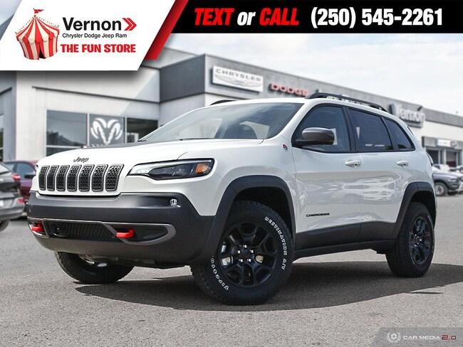 2019 Jeep New Cherokee TRAILHAWK ELITE 4X4|HeatLeatherSeat/Wheel|Panoroof SUV
