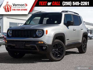 2020 Jeep Renegade UPLAND 4X4 AppleAndroid*BackUpCam*BT SUV