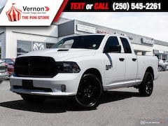 2020 Ram 1500 Classic Express Night 4X4 BACKUPCAM-APPLEANDROID-TOUCH Truck Quad Cab