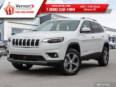 2019 Jeep New Cherokee LIMITED 4X4|HeatLeatherSeat/Wheel|Panoroof|AppleAn SUV