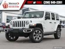 2020 Jeep Wrangler Unlimited Sahara | 4X4 Ecodiesel, Heated Leather, Back-Up Ca SUV
