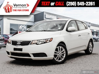 2011 KIA Forte EX BCVEHICLE-BLUETOOTH-RELIABLE-WELLMAINTAINED Hatchback