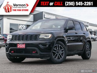 2020 Jeep Grand Cherokee TRAILHAWK 4X4 Panoroof*BackUpCam*BT SUV