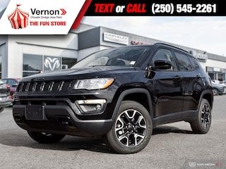 2020 Jeep Compass Upland 4X4 HEATSEAT/WHEEL-BACKUPCAM-APPLEANDROID SUV