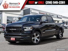 2019 Ram All-New 1500 LARAMIE 4X4|HeatLeatherSeat/Wheel|Panoroof|BackUpC Truck Crew Cab