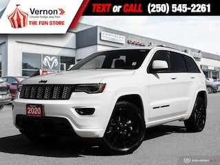 2020 Jeep Grand Cherokee Altitude 4X4 BACKUPCAM-TOUCH-BLUETOOTH SUV