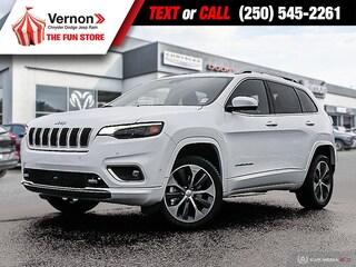 2020 Jeep Cherokee OVERLAND 4X4 HeatLeatherSeat/Wheel*Panoroof SUV