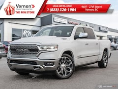 2019 Ram All-New 1500 LIMITED 4X4|Panoroof|HeatLeatherSeat/Wheel|AppleAn Truck Crew Cab