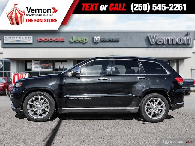 Used 2014 Jeep Grand Cherokee For Sale at Vernon Dodge Jeep