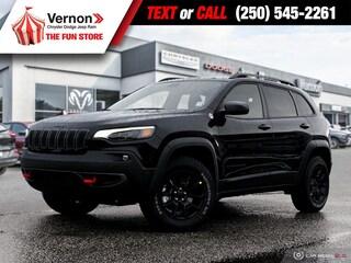 2020 Jeep Cherokee TRAILHAWK ELITE 4X4 HeatLeatherSeat/Wheel*Panoroof SUV