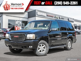 1999 GMC Yukon Denali BCVEHICLE-LEATHER-TRAILERPACKAGE-STEREOCD SUV