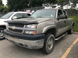 2003 Chevrolet Silverado 2500HD RELIABLE-HEATLEATHER-STEREOCD Truck Extended Cab