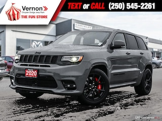 2020 Jeep Grand Cherokee SRT 4X4 Panoroof*BackUpCam*BT SUV