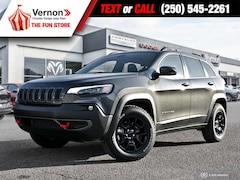 2020 Jeep Cherokee TRAILHAWK ELITE 4X4 HeatLeatherSeat/Wheel SUV