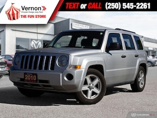 2010 Jeep Patriot Sport 1OWNER-BCVEHICLE-WELLMAINTAINED SUV