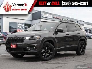 2019 Jeep New Cherokee NORTH 4X4|HeatSeat/Wheel|BackUpCam|AppleAndroid SUV