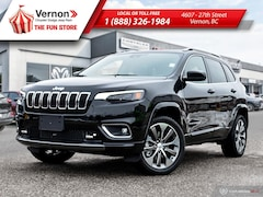 2019 Jeep New Cherokee OVERLAND 4X4|Sunroof|HeatLeatherSeat/Wheel|BackUpC SUV