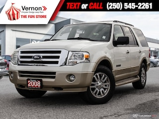 2008 Ford Expedition Eddie Bauer 4X4-HEATLEATHER-SUNROOF-POWERGROUP SUV