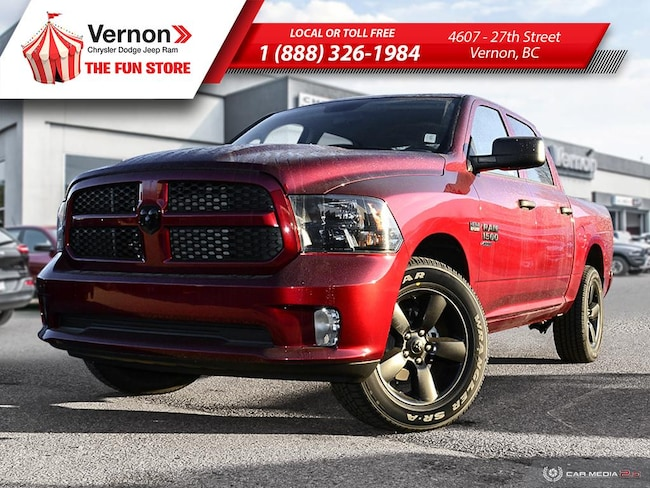 2019 Ram 1500 Classic EXPRESS 4X4|BackUpCam|Touch|SatRadio|Bluetooth Truck Crew Cab