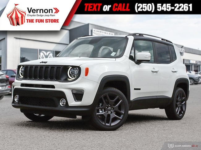 2019 Jeep Renegade HIGH ALTITUDE 4X4|HeatLeatherSeat/Wheel|Panoroof SUV