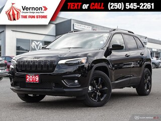 2019 Jeep New Cherokee ALTITUDE 4X4|HeatSeat/Wheel|BackUpCam|AppleAndroid SUV