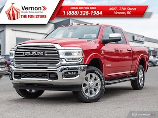 2019 Ram New 3500 LARAMIE 4X4|HeatLeather|Sunroof|BackUpCam|AppleAnd Truck Crew Cab