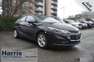 2018 Chevrolet Cruze LT Turbo Heated Seats One Owner Hatchback for sale in Victoria, BC