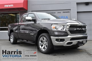2021 Ram 1500 Big Horn 4x4 Quad Cab 140.5 in. WB for sale in Victoria, BC
