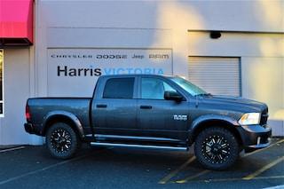 2018 Dodge RAM Express  Customized Truck Crew Cab