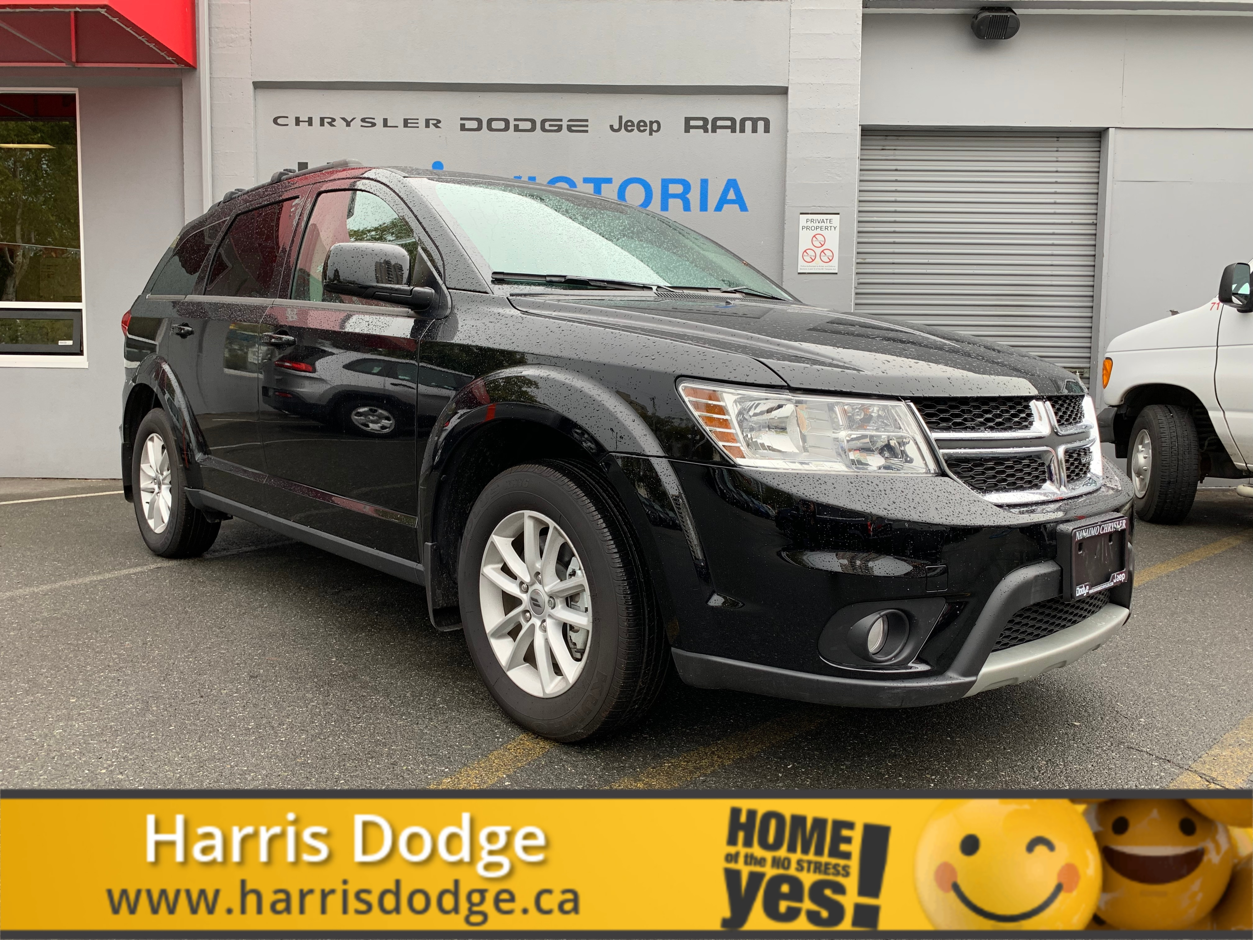 2018 Dodge Journey SXT 3rd Row Seating SUV