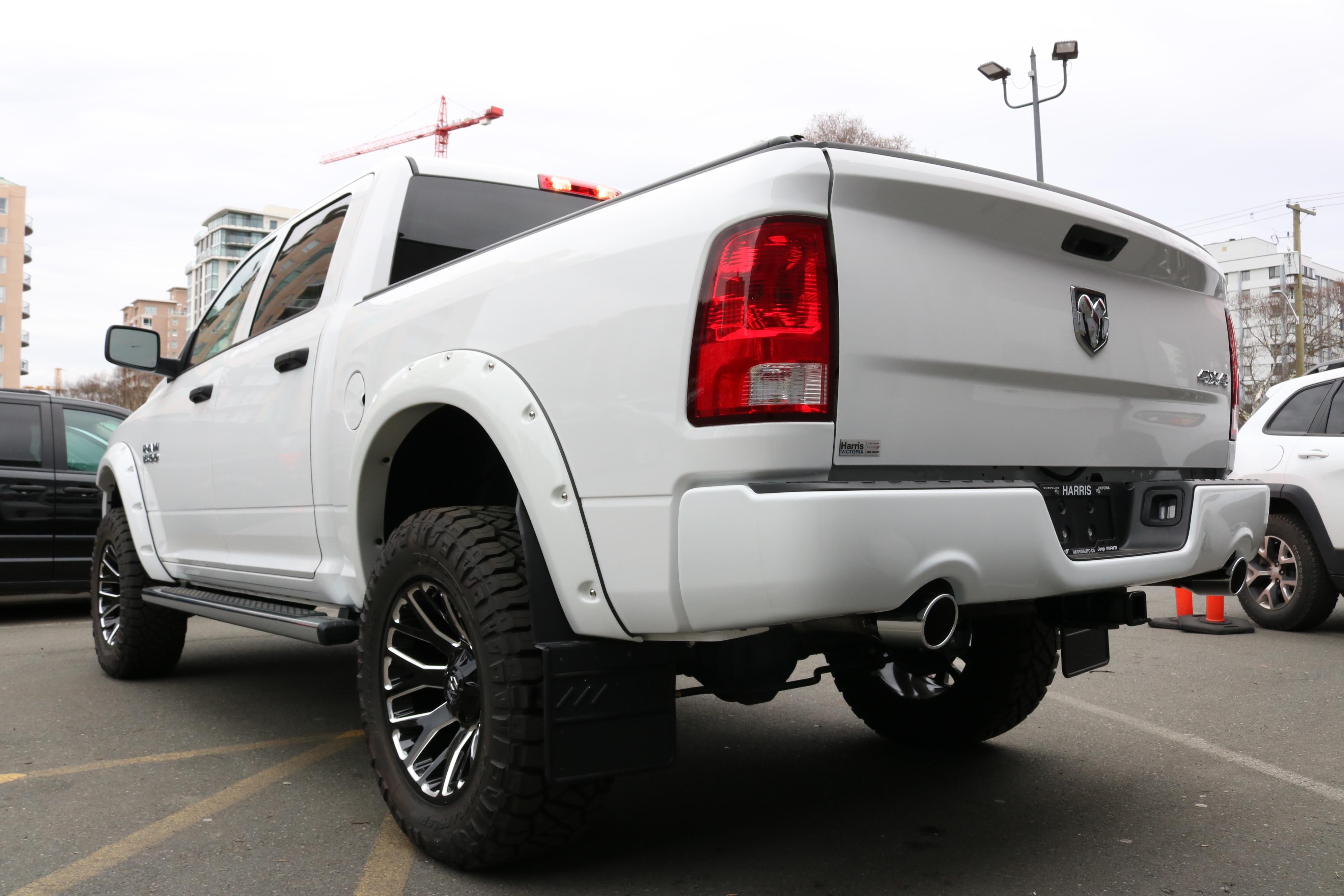 New 2018 Dodge RAM Express Custom Upgrades For Sale