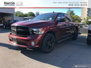 2019 Ram 1500 Classic Express Night Edition with Leather  Crew Cab 4x4