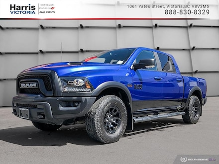 2018 Ram 1500 Rebel with Alpine Audio Crew Cab for sale in Victoria, BC
