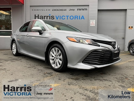 2019 Toyota Camry LE No Accidents Sedan for sale in Victoria, BC