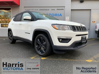 2020 Jeep Compass Altitude 4x2 One Owner SUV