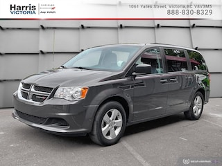 2018 Dodge Grand Caravan SE Plus Pack with Hands-Free Bluetooth Minivan for sale in Victoria, BC