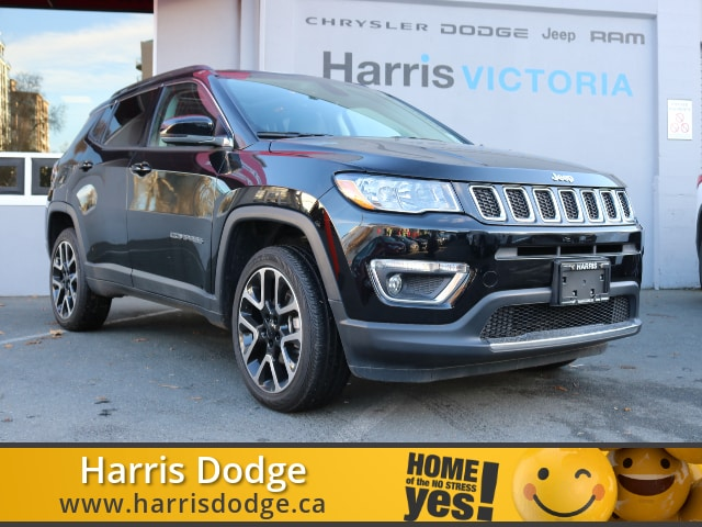 2017 Jeep Compass Limited, One Owner SUV