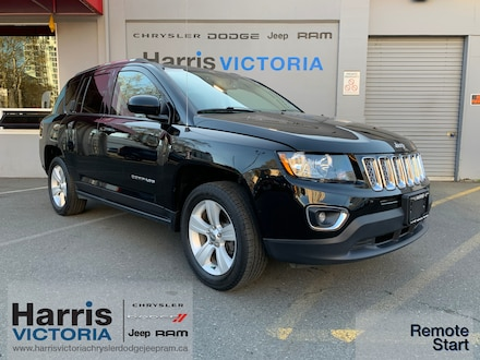 2016 Jeep Compass High Altitude No Accidents SUV