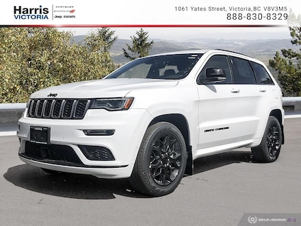 2021 Jeep Grand Cherokee Limited X 4x4 for sale in Victoria, BC