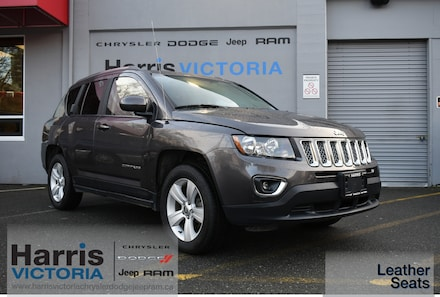 2016 Jeep Compass High Altitude Power Sunroof SUV for sale in Victoria, BC