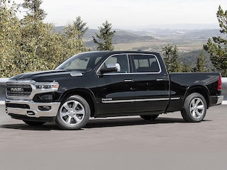 2021 Ram 1500 Limited 4x4 Crew Cab 144.5 in. WB for sale in Victoria, BC