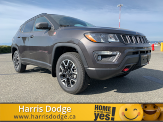 2019 Jeep Compass Trailhawk SUV