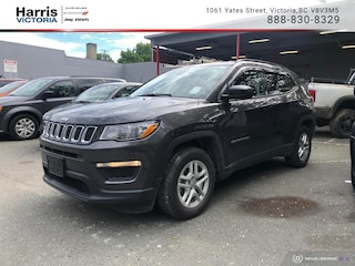 2019 Jeep Compass Sport 4x2 with Back-Up Camera SUV for sale in Victoria, BC