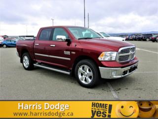2018 Dodge RAM SLT Big Horn w/Remote Start Truck Crew Cab