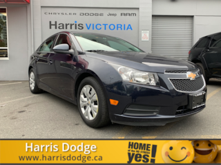 2014 Chevrolet Cruze LT No Accidents Sedan