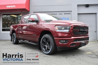 2021 Ram 1500 Sport 4x4 Crew Cab 144.5 in. WB for sale in Victoria, BC